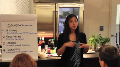Thai Curries, Soups, Salads & Stir-Fries