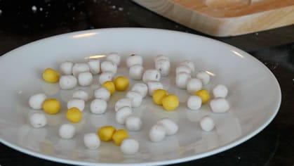 Rice Balls in Coconut Milk บัวลอย (bua loy)