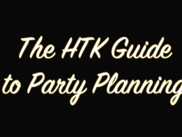 Party planning tiny