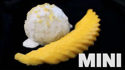 Mango Sticky Rice Mini