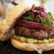 Laab Burger