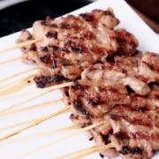 Moo Ping BBQ Pork