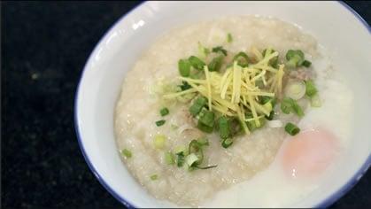 Breakfast Congee โจ้ก (jok)