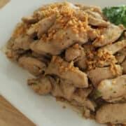 Garlic Pepper Chicken Mini
