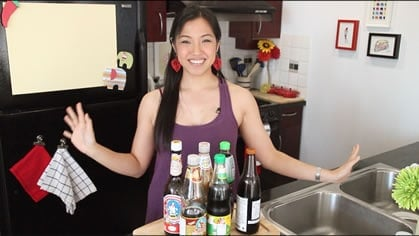 Thai Sauces for Cooking Explained - Video