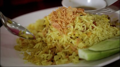 Top 5 Rice Dishes in Thailand! Part 1
