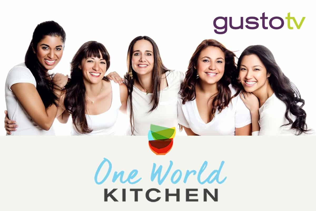 It's official … the Gusto TV website has launched!