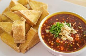 fried tofu sm