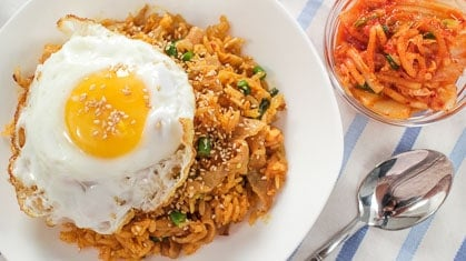 kimchi fried rice sm