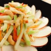 Chayote salad