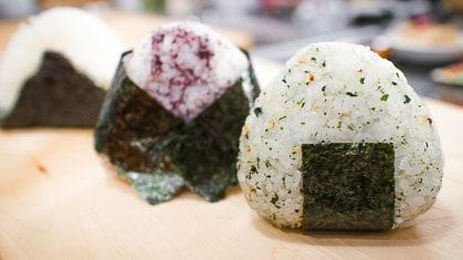 SPECIAL: Onigiri Rice Balls with Hana!