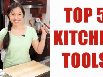 small kitchen tools