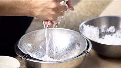 How to Make Fresh Coconut Milk