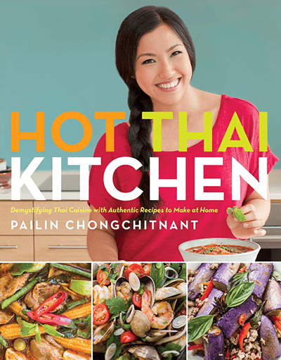 Hot Thai Kitchen Cookbook