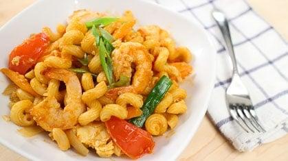 pad macaroni