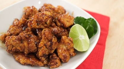 Hot Thai Chicken