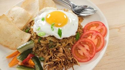 Nasi Goreng – Indonesian Fried Rice
