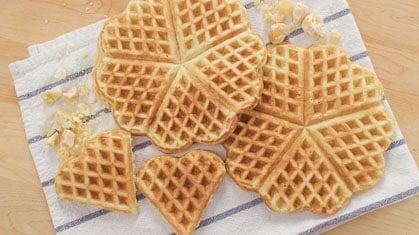 Thai Waffle Recipe ขนมรังผึ้ง
