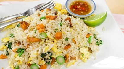 salted fish fried rice sm