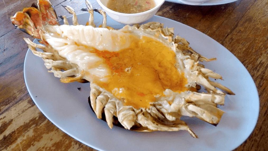 Ayutthaya river prawn