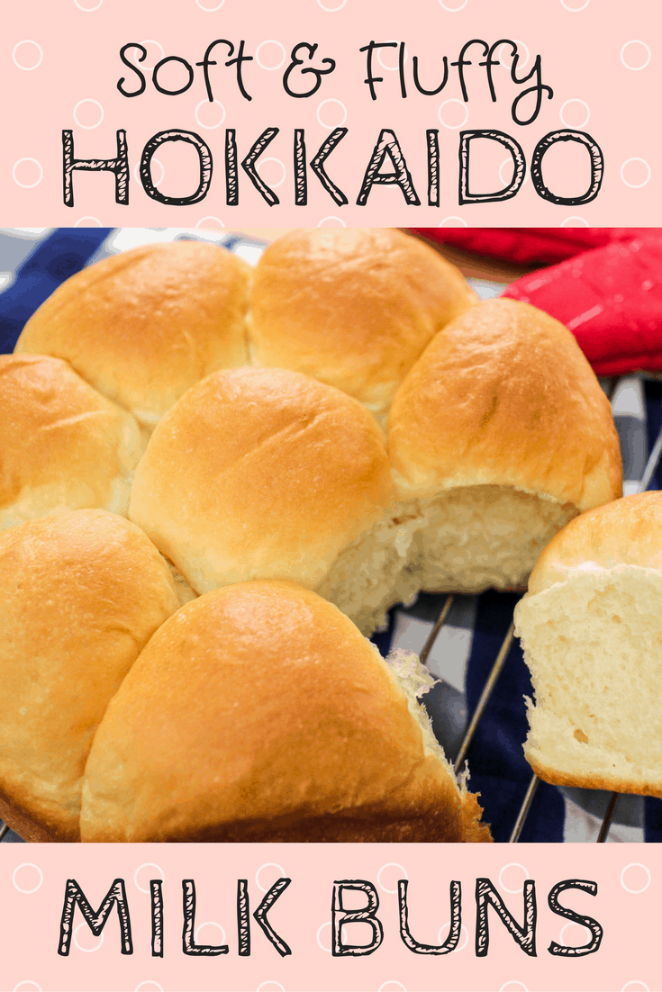 Super soft and fluffy bread, just like at your favourite Asian bakery! Not hard at all to make at home, you just need to know a few techniques! #paiskitchen #milkbread #hokkaidomilkbread #bread #baking
