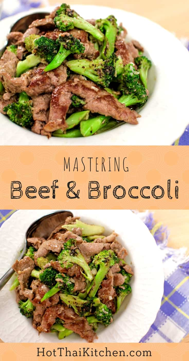 Beef and broccoli stir-fry may seem straightforward, but can be SO much more delicious with some easy tricks! The perfect healthy weeknight meal. #healthy #recipe #asian #stirfry #weeknightdinner