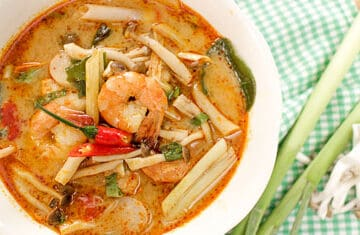 tom yum creamy