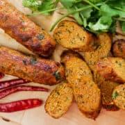 Sai Ua northern Thai sausage