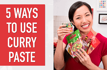 5 ways to use curry paste