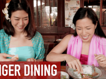 Finger dining royal thai cuisine