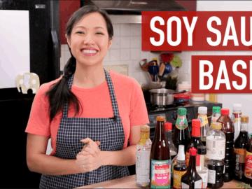 Soy Sauce Basics