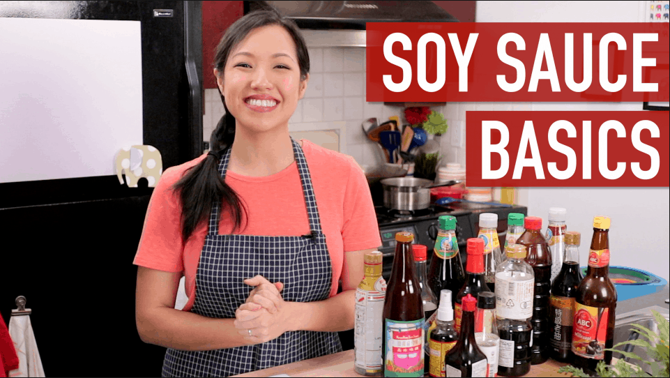 Soy Sauce 101 - What You Need to Know | Hot Thai Kitchen