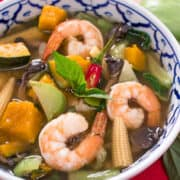 Kaeng liang - Breast milk boosting soup