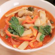Freezer red Thai curry