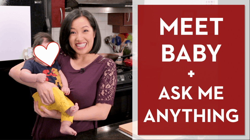 Meet Baby & Ask Me Anything!